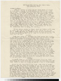Letter from Katherine Anne Porter to Gay Porter Holloway, February 05, 1953