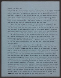Letter from Katherine Anne Porter to Paul Porter Jr., April 06, 1957