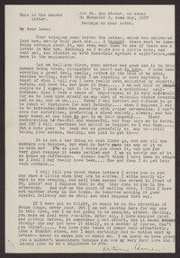Letter from Katherine Anne Porter to Albert Erskine, November 04, 1937