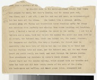 Letter from Katherine Anne Porter to Gay Porter Holloway, circa May 1916