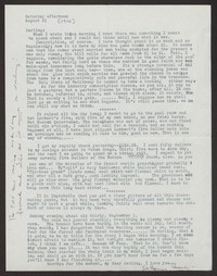 Letter from Katherine Anne Porter to Albert Erskine, August 31, 1940
