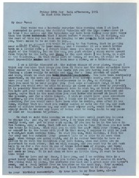 Letter from Katherine Anne Porter to William Goyen, May 18, 1951