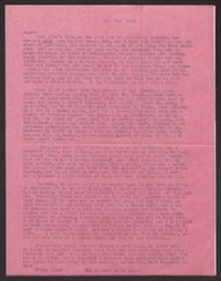 Letter from Katherine Anne Porter to Ann Holloway Heintze, May 22, 1949