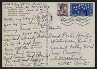 Letter from Katherine Anne Porter to David P. Heintze, March 21, 1963