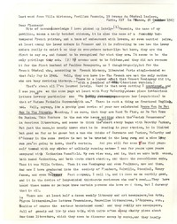 Letter from Katherine Anne Porter to Flannery O'Connor, October 20, 1963