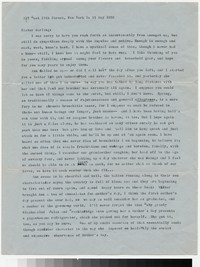 Letter from Katherine Anne Porter to Gay Porter Holloway, May 11, 1955