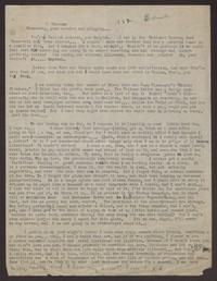 Letter from Katherine Anne Porter to Eugene Pressly, November 09, 1932