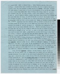 Letter from Katherine Anne Porter to Gay Porter Holloway, August 25, 1958