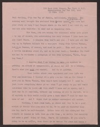 Letter from Katherine Anne Porter to Paul Porter Jr., June 19, 1951