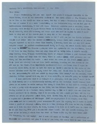 Letter from Katherine Anne Porter to John Malcolm Brinnin, May 02, 1956
