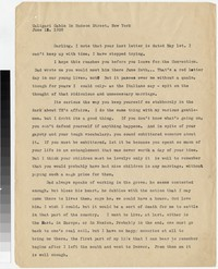 Letter from Katherine Anne Porter to Gay Porter Holloway, June 12, 1928