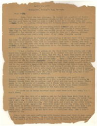 Letter from Katherine Anne Porter to Delafield Day Spier, April 19, 1929