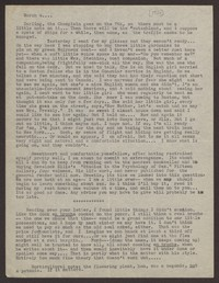 Letter from Katherine Anne Porter to Eugene Pressly, March 04, 1936
