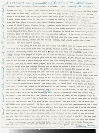 Letter from Katherine Anne Porter to Gay Porter Holloway, February 28, 1956