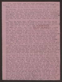 Letter from Katherine Anne Porter to Ann Holloway Heintze, August 09, 1952