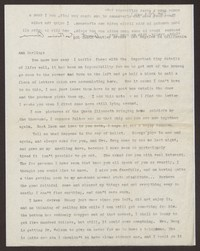 Letter from Katherine Anne Porter to Ann Holloway Heintze, after July 02, 1945