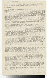 Letter from Katherine Anne Porter to Gay Porter Holloway, April 01, 1954