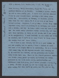 Letter from Katherine Anne Porter to Paul Porter Jr., March 17, 1961