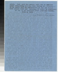 Letter from Katherine Anne Porter to Gay Porter Holloway, April 10, 1947