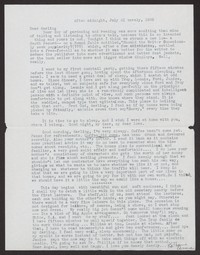 Letter from Katherine Anne Porter to Albert Erskine, July 21, 1938