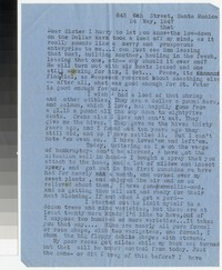 Letter from Katherine Anne Porter to Gay Porter Holloway, May 24, 1947