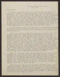 Letter from Katherine Anne Porter to Eugene Pressly, May 05, 1937