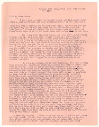 Letter from Katherine Anne Porter to William Goyen, June 19, 1951