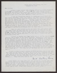 Letter from Katherine Anne Porter to Paul Porter Jr., December 27, 1943
