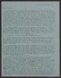 Letter from Katherine Anne Porter to Albert Erskine, March 18, 1941