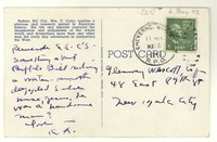 Letter from Katherine Anne Porter to Glenway Wescott, May 06, 1942