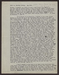 Letter from Katherine Anne Porter to Eugene Pressly, May 28, 1932