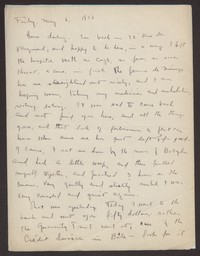 Letter from Katherine Anne Porter to Eugene Pressly, May 06, 1932
