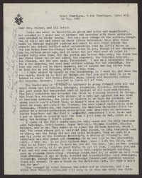 Letter from Katherine Anne Porter to Ann Holloway Heintze, May 20, 1952