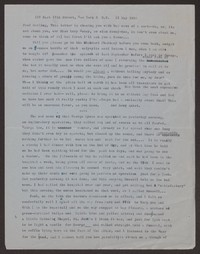 Letter from Katherine Anne Porter to Paul Porter Jr., May 21, 1955