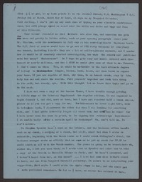 Letter from Katherine Anne Porter to Paul Porter Jr, March 04, 1960., 1960-03-04