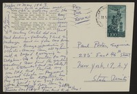 Letter from Katherine Anne Porter to Paul Porter Jr., May 10, 1963