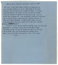 Letter from Katherine Anne Porter to Kay Boyle, May 13, 1957