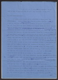 Letter from Katherine Anne Porter to Mary Alice Porter Hillendahl, May 21, 1969