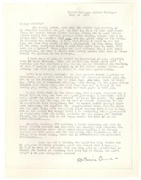 Letter from Katherine Anne Porter to George Platt Lynes, July 28, 1939