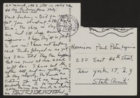 Letter from Katherine Anne Porter to Paul Porter Jr., March 20, 1963
