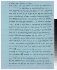Letter from Katherine Anne Porter to Gay Porter Holloway, January 18, 1959