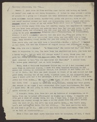 Letter from Katherine Anne Porter to Eugene Pressly, January 07, 1932