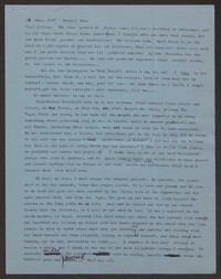 Letter from Katherine Anne Porter to Paul Porter Jr., June 28, 1957