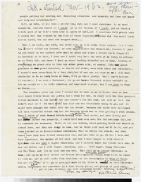 Letter from Katherine Anne Porter to Gay Porter Holloway, December 13, 1962