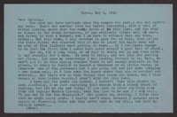 Letter from Katherine Anne Porter to Albert Erskine, May 06, 1941