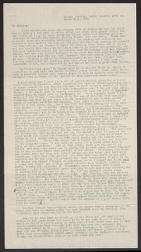 Letter from Katherine Anne Porter to Albert Erskine, March 21, 1938