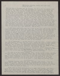 Letter from Katherine Anne Porter to Albert Erskine, March 16, 1938