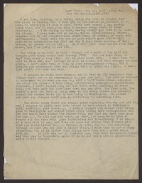 Letter from Katherine Anne Porter to Eugene Pressly, April 27, 1937