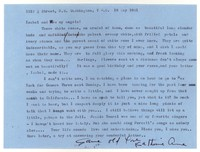 Letter from Katherine Anne Porter to Isabel Bayley and W. Hewitt Bayley, May 19, 1961