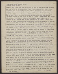 Letter from Katherine Anne Porter to Eugene Pressly, January 09, 1932